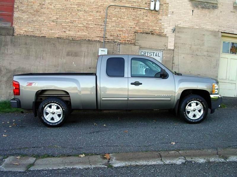 2013 Chevrolet Silverado 1500 4x4 LT 4dr Extended Cab 6.5 ft. SB - Iron River MI