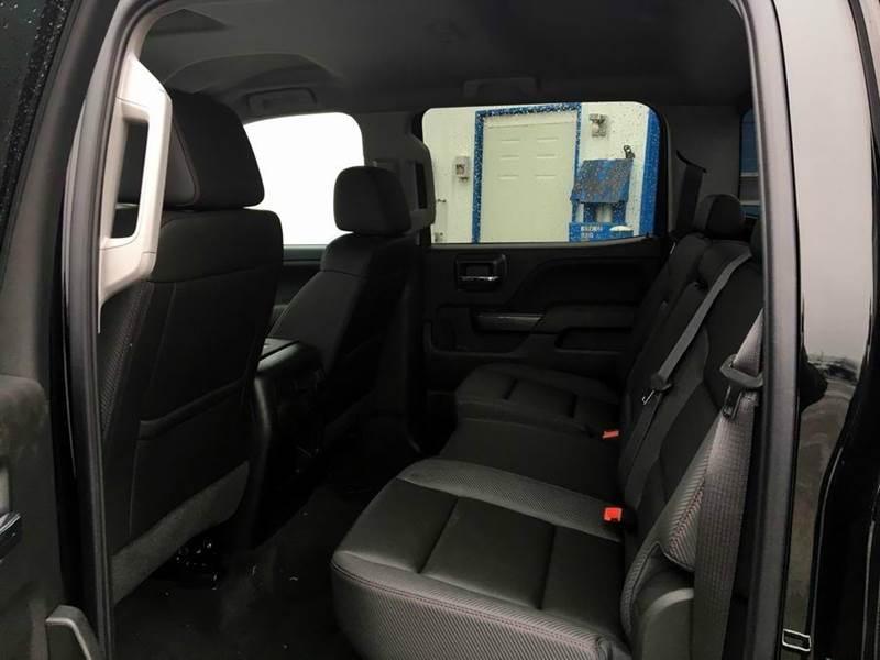 2017 GMC Sierra 1500 4x4 SLT 4dr Crew Cab 6.5 ft. SB - Iron River MI