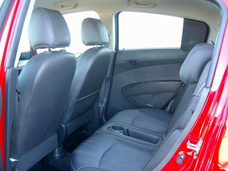 2014 Chevrolet Spark LS Manual 4dr Hatchback - Iron River MI
