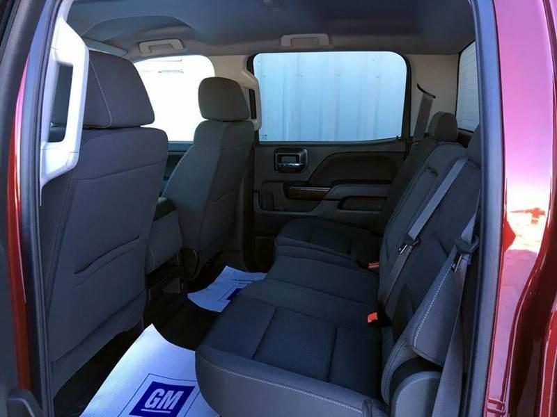 2017 GMC Sierra 1500 4x4 SLE 4dr Crew Cab 5.8 ft. SB - Iron River MI