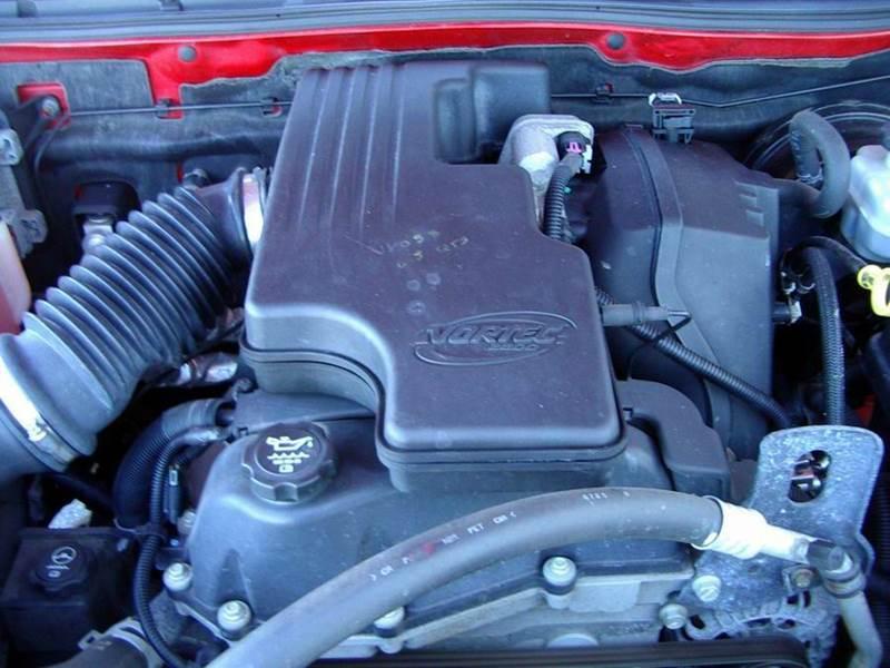 2005 Chevrolet Colorado 2dr Standard Cab Z85 4WD SB - Iron River MI