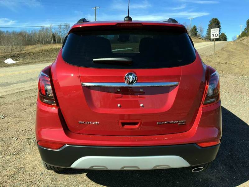 2017 Buick Encore AWD Preferred 4dr Crossover - Iron River MI