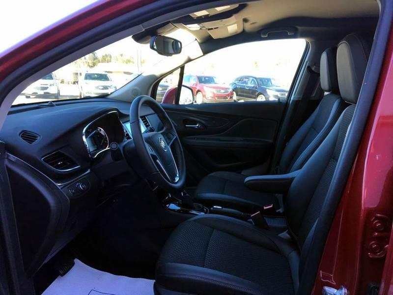 2017 Buick Encore AWD Preferred 4dr Crossover - Iron River MI