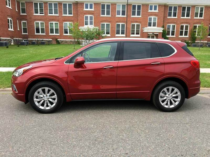 2017 Buick Envision AWD Essence 4dr Crossover - Iron River MI