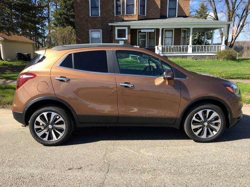 2017 Buick Encore AWD Preferred II 4dr Crossover - Iron River MI