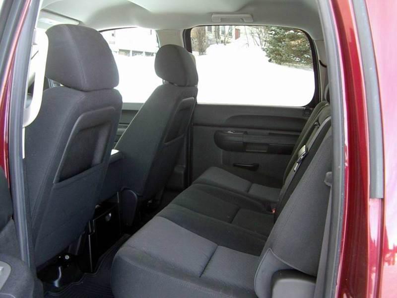 2013 Chevrolet Silverado 1500 4x4 LT 4dr Crew Cab 5.8 ft. SB - Iron River MI