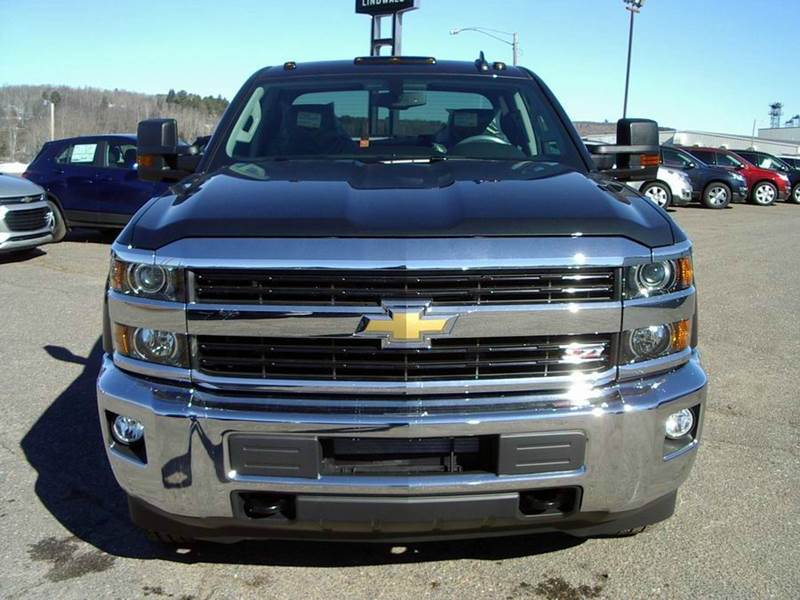 2017 Chevrolet Silverado 2500HD 4x4 LT 4dr Double Cab SB - Iron River MI