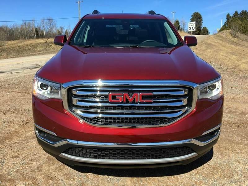 2017 GMC Acadia AWD SLT-2 4dr SUV - Iron River MI