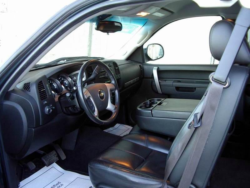 2010 Chevrolet Silverado 1500 4x4 LT 4dr Extended Cab 6.5 ft. SB - Iron River MI