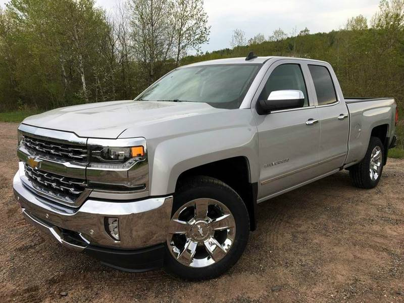 2017 Chevrolet Silverado 1500 4x4 LTZ 4dr Double Cab 6.5 ft. SB - Iron River MI