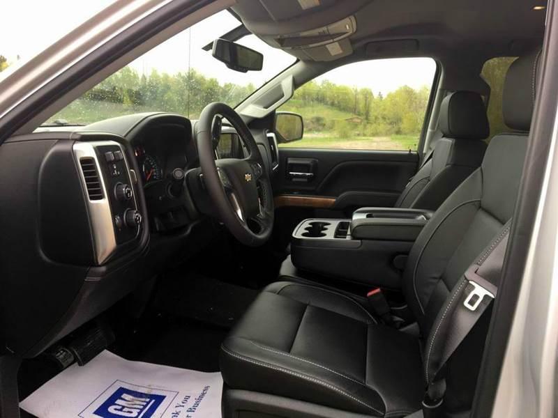 2017 Chevrolet Silverado 1500 4x4 LTZ 4dr Double Cab 6.5 ft. SB - Iron River MI
