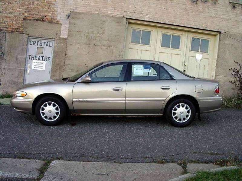 2002 Buick Century Custom 4dr Sedan - Iron River MI