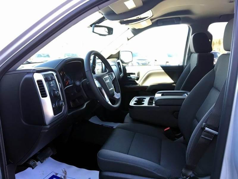 2017 GMC Sierra 1500 4x4 SLE 4dr Double Cab 6.5 ft. SB - Iron River MI