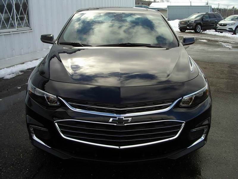 2017 Chevrolet Malibu Premier 4dr Sedan - Iron River MI