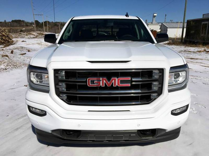 2017 GMC Sierra 1500 4x4 SLT 4dr Double Cab 6.5 ft. SB - Iron River MI