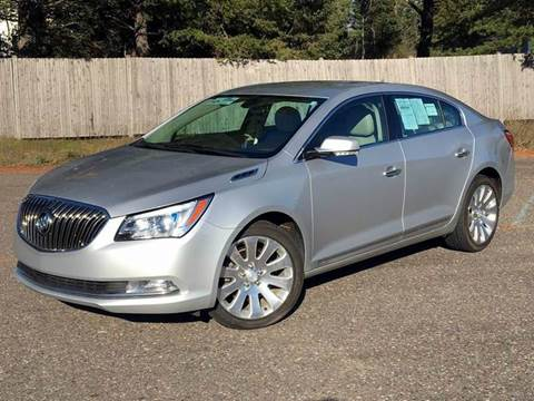 2014 buick lacrosse for sale in michigan. Black Bedroom Furniture Sets. Home Design Ideas