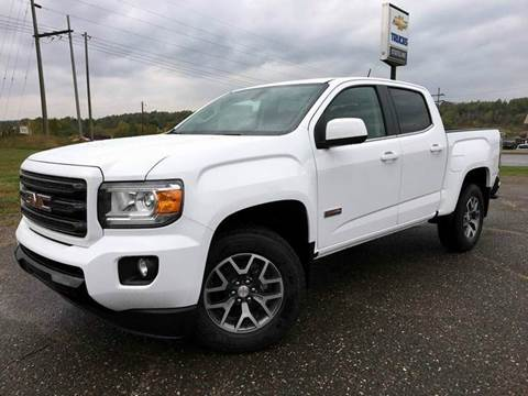 2018 GMC Canyon for sale in Iron River, MI