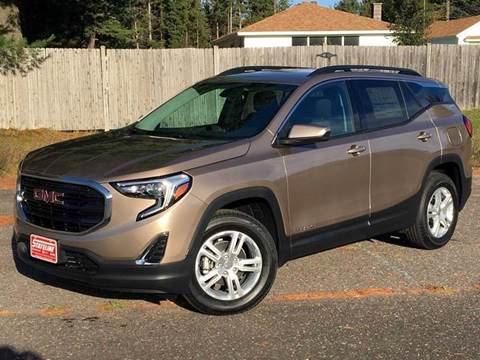 2018 GMC Terrain for sale in Iron River, MI