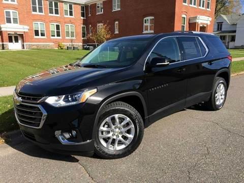 2018 Chevrolet Traverse for sale in Iron River, MI
