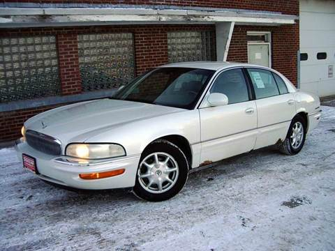 2000 Buick Park Avenue For Sale