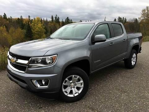 2018 Chevrolet Colorado for sale in Iron River, MI