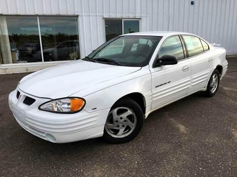 1999 Pontiac Grand Am for sale in Iron River, MI
