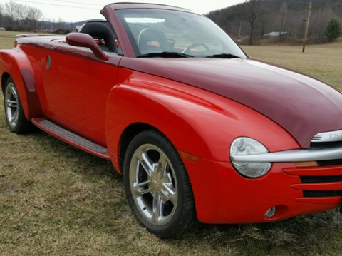 2005 Chevrolet SSR for sale in Windber, PA