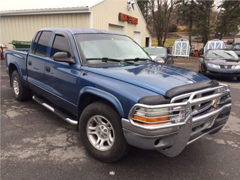 2002 Dodge Dakota for sale in Windber, PA