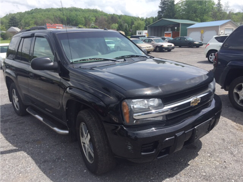 2005 Chevrolet TrailBlazer for sale in Windber, PA