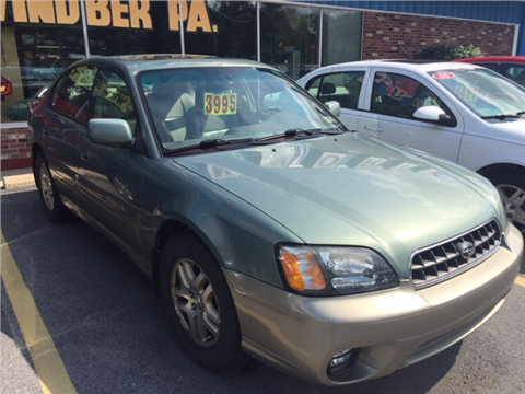2003 Subaru Outback for sale in Windber, PA