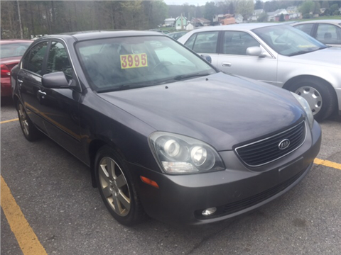2007 Kia Optima for sale in Windber, PA