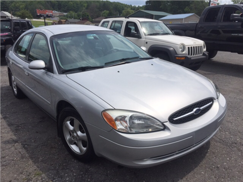 2002 Ford Taurus for sale in Windber, PA