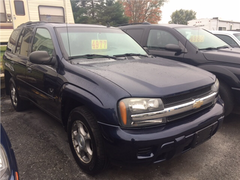2007 Chevrolet TrailBlazer for sale in Windber, PA