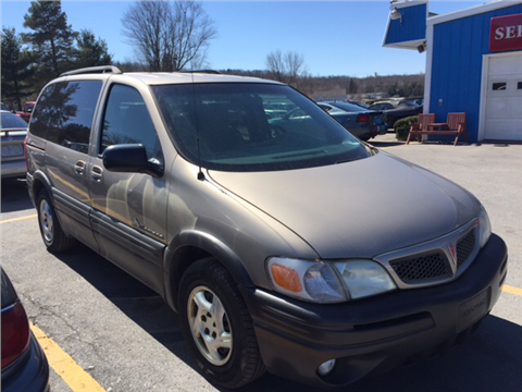 2004 Pontiac Montana for sale in Windber, PA