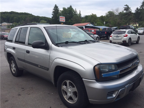 2004 Chevrolet TrailBlazer for sale in Windber, PA