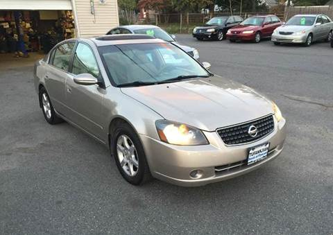 2005 Nissan Altima for sale in Saugus, MA