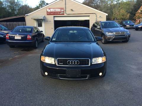 2004 Audi A4 for sale in Saugus, MA