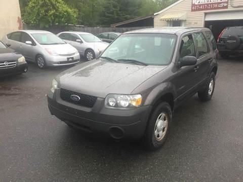 2005 Ford Escape for sale in Saugus, MA