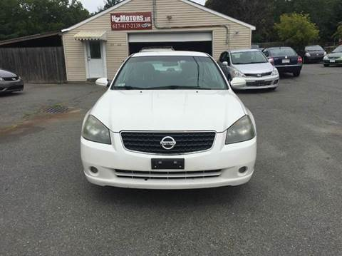 2006 Nissan Altima for sale in Saugus, MA