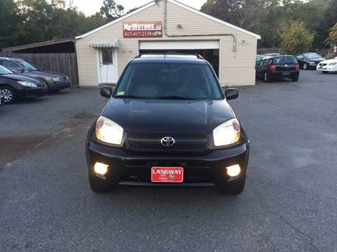 2005 Toyota RAV4 for sale in Saugus, MA