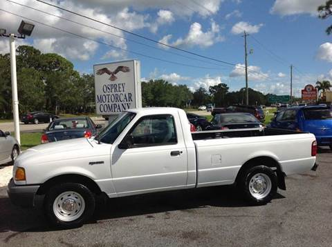 2001 Ford Ranger for sale in Osprey, FL