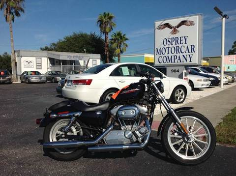 2004 Harley-Davidson Sportster for sale in Osprey, FL