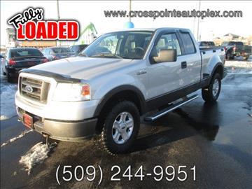 Ford Trucks For Sale Spokane Wa