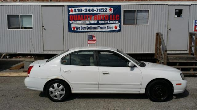 2001 Hyundai Elantra for sale in Baltimore MD