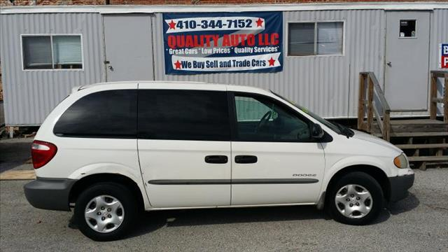 2001 Dodge Caravan for sale in Baltimore MD