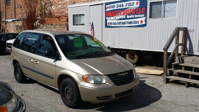 2006 Chrysler Town and Country for sale in Baltimore MD