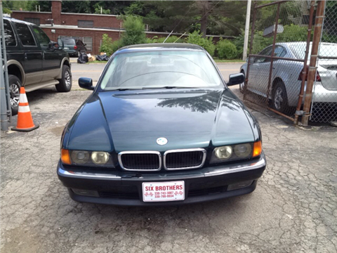 1998 Bmw 7 Series For Sale Carsforsale Com