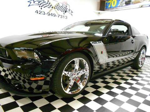 2010 Ford Mustang for sale in Dunlap, TN