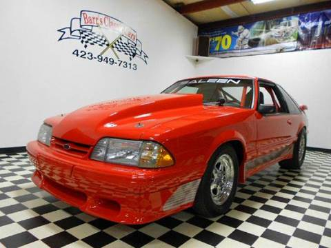 1987 Ford Mustang for sale in Dunlap TN
