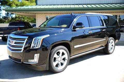 2016 Cadillac Escalade ESV for sale in Texarkana, TX